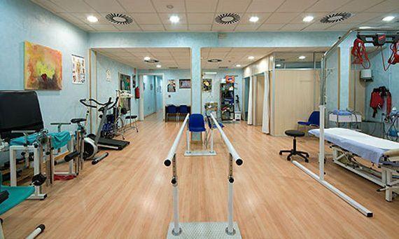 Instalaciones Fisioterapia Enrique Sierra Fisioterapeuta Zaragoza