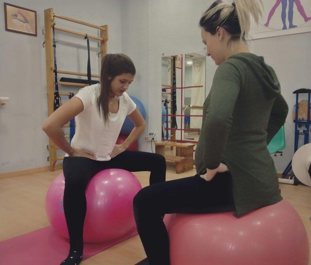 Preparación al parto y postparto en Fisioterapia Enrique Sierra