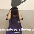Ejercicios de estiramientos para cervicales Fisioterapeuta Zaragoza