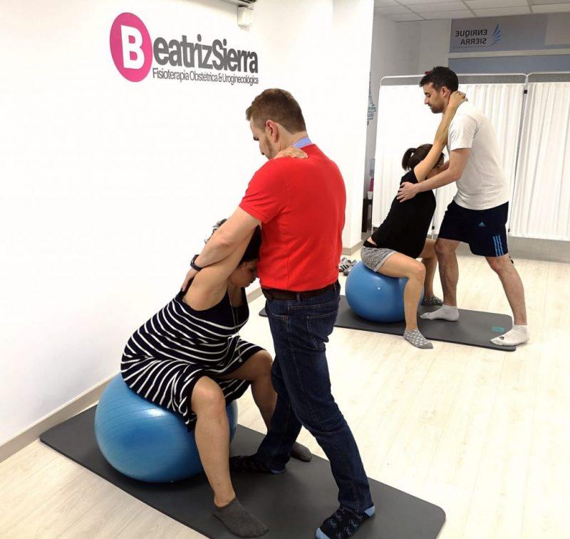 Fisioterapeuta para embarazadas en Zaragoza