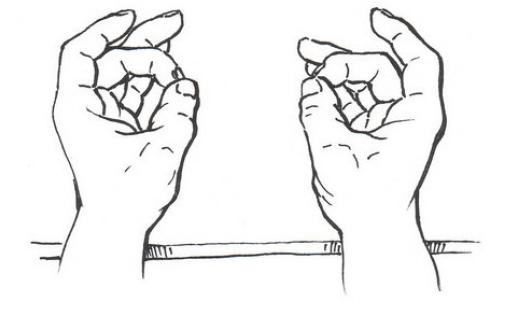 5 ejercicios para fortalecer muñecas Fisioterapia Enrique Sierra Fisioterapeuta Zaragoza