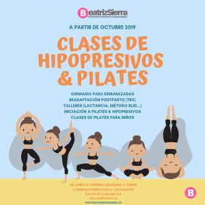 Clases de Hipopresivos y Pilates con Fisioterapeuta en Zaragoza