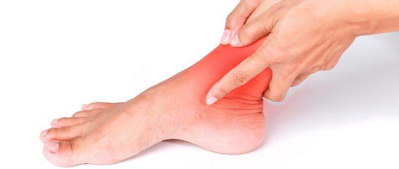 Ejercicios para curar esguince de tobillo