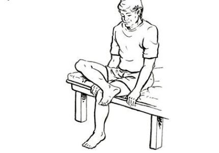 Ejercicios para esguince de tobillo Fisioterapia Enrique Sierra Fisioterapeuta Zaragoza