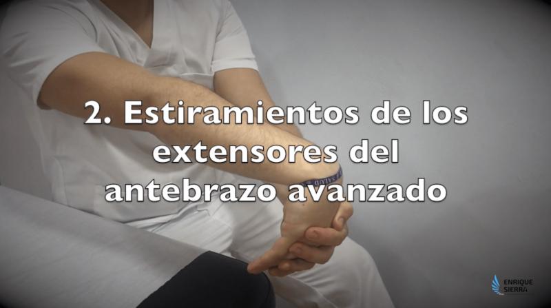 Ejercicios de estiramientos para epicondilitis fisioterapia zaragoza