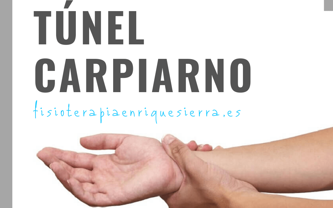 Ejercicios y estiramientos para Túnel Carpiano Fisioterapeuta Zaragoza