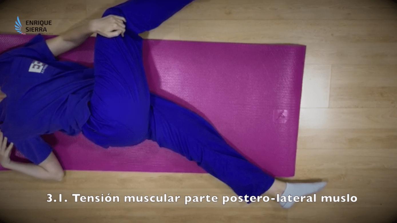 Ejercicios para Bursitis de cadera Fisioterapia Enrique Sierra Fisioterapeuta Zaragoza