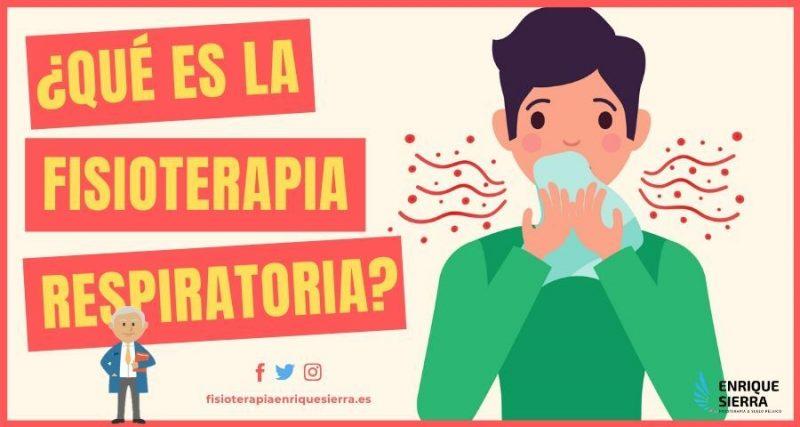 Que es Fisioterapia Respiratoria tecnicas y tratamientos con Fisioterapeuta en Zaragoza