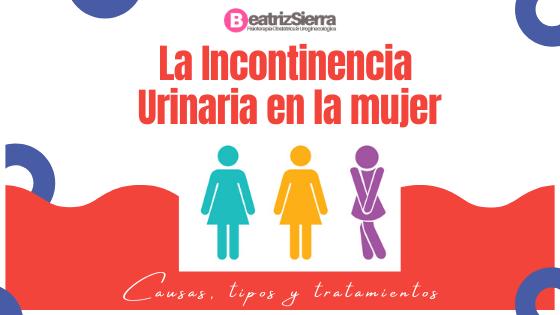 La Incontinencia Urinaria en mujeres