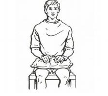 Estiramientos cervicales para dolor al girar el cuello