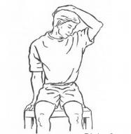 Que hacer para el dolor de cuello y mareos