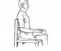 estiramientos con extensión del cuello