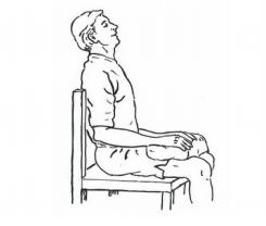 estiramientos en extensión para dolor cervical