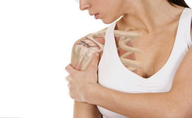 Ejercicios para tendinitis en hombro curar fisioterapia en casa
