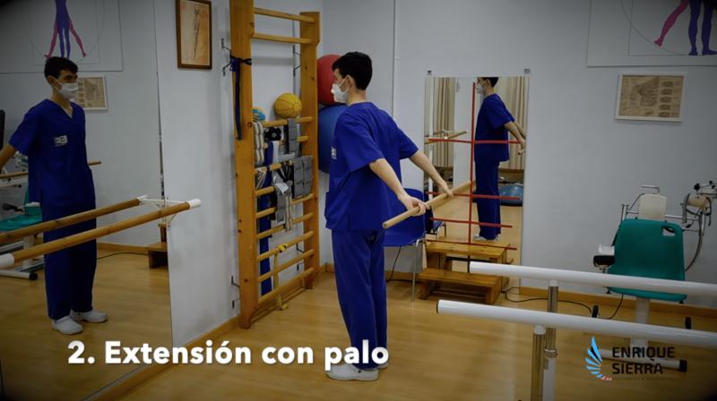 ejercicios para hombro congelado-fisioterapeuta zaragoza capsulitis dolor