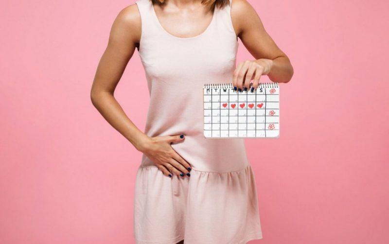 Ciclo menstrual irregular fases regla hormonas